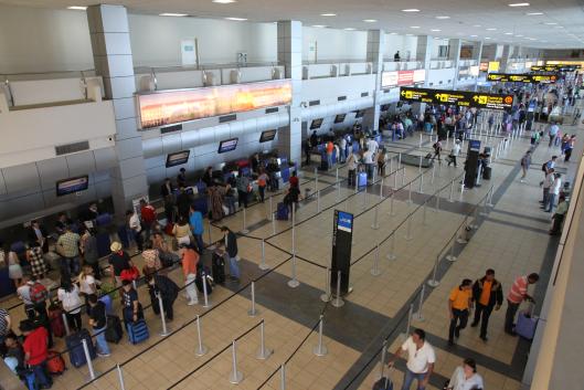 Arribaron más de 255 mil pasajeros a Panamá durante noviembre 2017