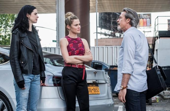 Hoy, Netflix debutó el segundo trailer de su anticipada serie original Marvel's Jessica Jones