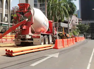 Avanzan los trabajos del Proyecto de Soterramiento de Cables en Obarrio