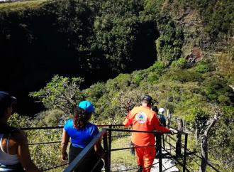 Boquete ofrece nuevo atractivo turístico: Sendero El Cañón del Río Cochea