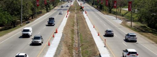 Trabajos de ampliación de los corredores Norte y Surbeneficiarán a más de 300,000 habitantes