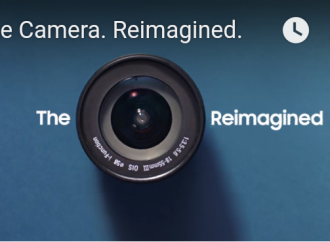 Entra y dale un vistazo a The Camera. Reimagined