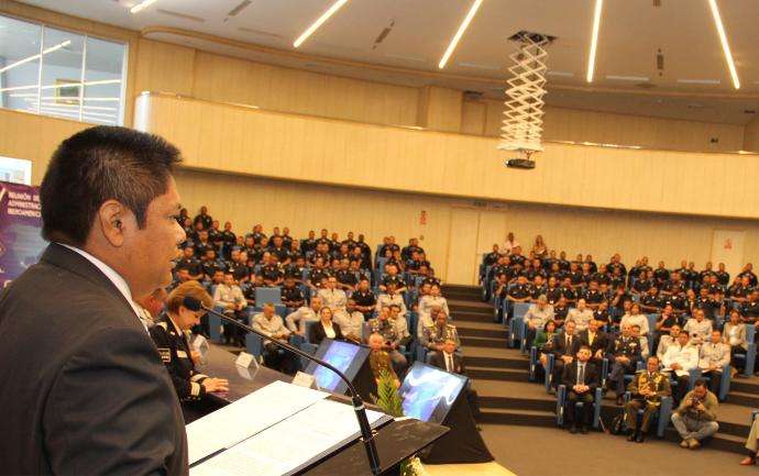 Hoy concluye en Panamá el IV Consejo de Administración de la Escuela IBERPOL
