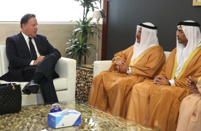 Panamá estará en Expo 2020 de Emiratos Árabes Unidos, confirma presidente Varela