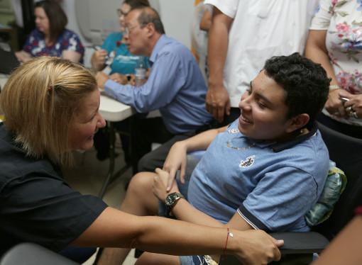 52 niños de diversas provincias se benefician de jornadas de cirugías epilépticas