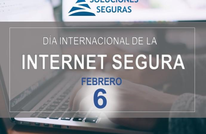 DÍAINTERNACIONAL DE LA INTERNET SEGURA 2018: Promoviendo el uso seguro y responsable de Internet