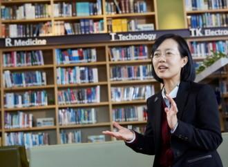 Eunjoo Jang: la artesana de Quantum Dot de Samsung