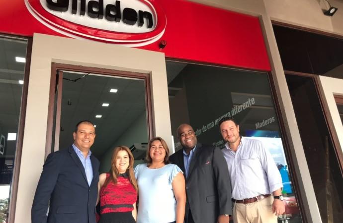 Glidden inaugura tienda en Vista Alegre