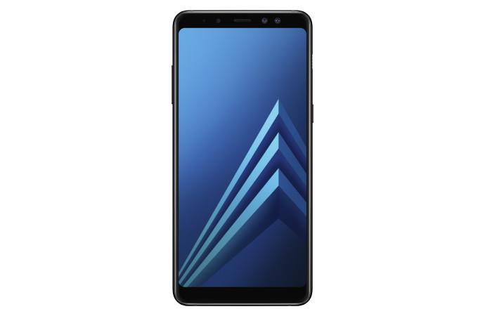 Samsung presenta el Galaxy A8 y A8+ con Doble Cámara Frontal, Amplia Pantalla Infinity y Funciones Añadidas