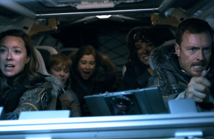 Netflix debuta primera mirada global a la serie de aventura intergaláctica Perdidos en el espacio