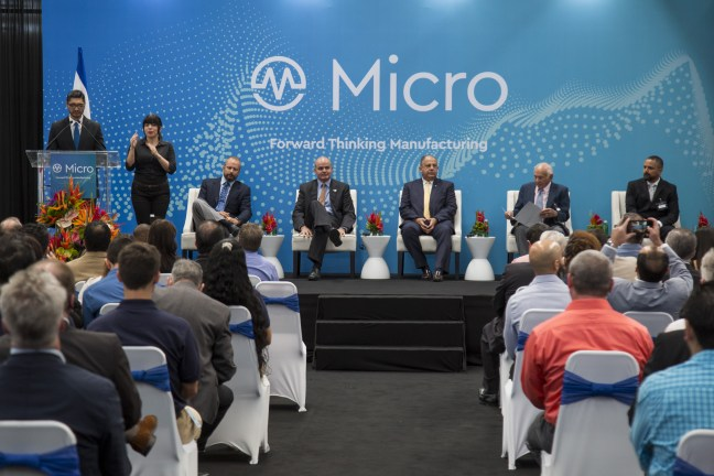 Microtechnologies invierte US$15 millones en innovadora planta de manufactura en Costa Rica