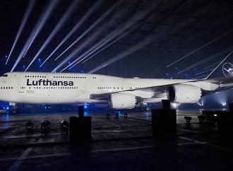 Lufthansa presenta su nueva imagen de marca