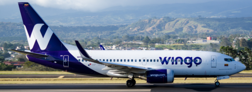 Wingo llega a su primer millón de pasajeros