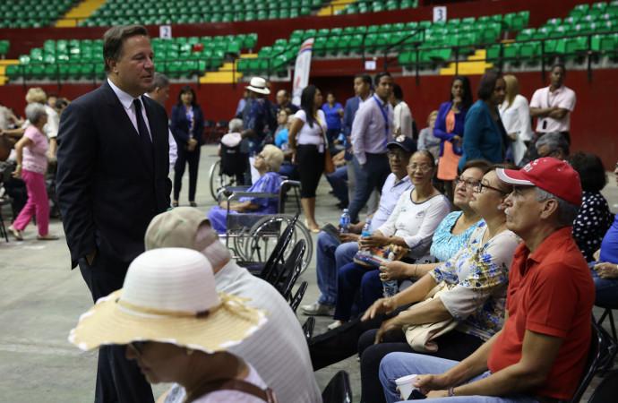 Más de 150 millones circulan en la economía con la entrega de los CEPADEM a los jubilados
