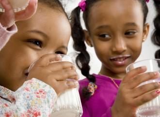 Lácteos en la dieta de niños y adolescentes