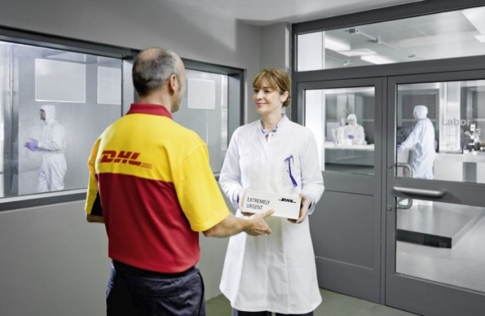 DHL se consolida en Panamá con el servicio especializado de Medical Express