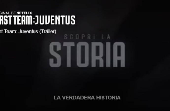 Netflix debuta tráiler y arte principal de Prima Squadra: Juventus