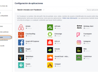 Cómo saber qué aplicaciones de redes sociales tienen acceso a tus datos personales