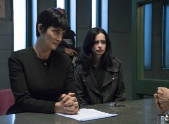 Mira el detrás de cámaras de Marvel's Jessica Jones, Temporada 2