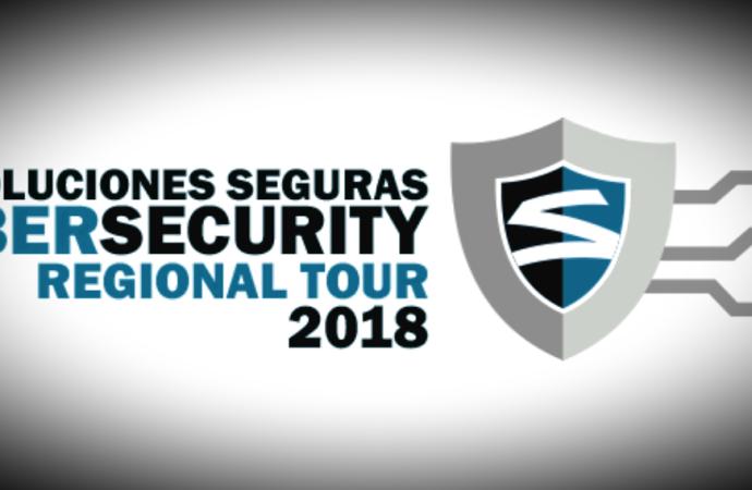 Soluciones Seguras anuncia suCybersecurity Regional Tour2018