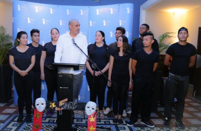 Teatro Anita Villálaz será el escenario del 5to. Festival de Teatro Panameño