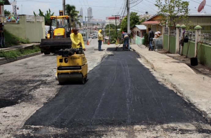 Licitarán rehabilitación de calles en Ancón, Calidonia, ElChorrillo, Bella Vista y San Francisco