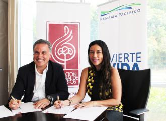 Panamá Pacífico y Asociación Nacional de Conciertos firman convenio de colaboración cultural
