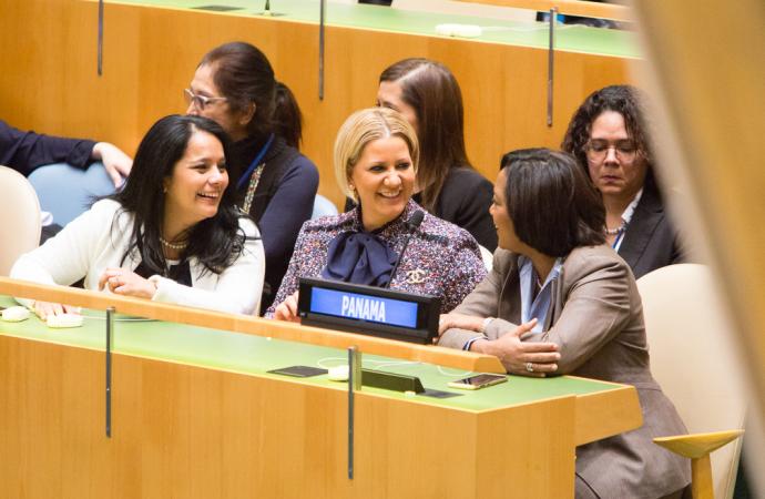 Panamá presentará en Naciones Unidas avances en el cumplimiento de metas que garantizan los derechos humanos de la mujer panameña