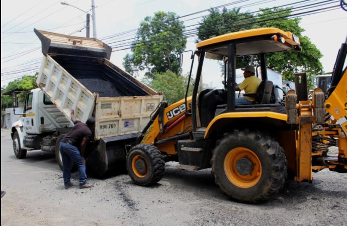 MOP de Panamá Centro ha utilizado mil 27 toneladas de asfalto en el programa de Verano 2018