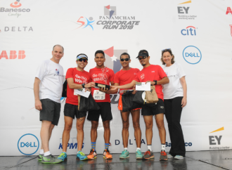 DELL Panamá gana sexta edición de AmCham Corporate Run