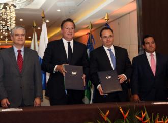 Más de 15 mil productores se beneficiarán con firma de acuerdo entre el Gobierno de Panamá y el CAF para impulsar el sector agro del país