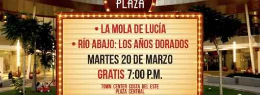 Documentales de Panamá se proyectarán en Town Center Costa del Este