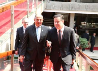 Migración, Seguridad y Turismo, políticas de Estado que marcan agenda entre los presidentes de Panamá y Costa Rica