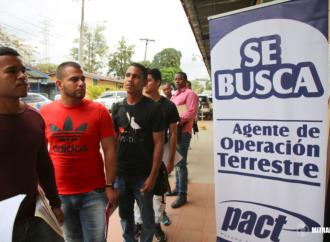 Panama Air Cargo Terminal ofertó 200 vacantes en reclutamiento focalizado organizado por MITRADEL