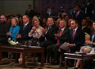 Presidente hace llamado a gobiernos del mundo, sociedad civil y sector privado a trabajar juntos en beneficio de los niños