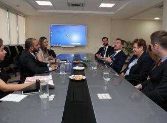 Panamá y Austria comparten sobre temas de la Agenda Bilateral y Multilateral