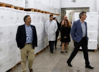 Argentina inició distribución de más de 10 millones de dosis de vacuna antigripal