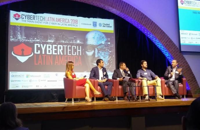 CEO de Soluciones Seguras participa en  Cybertech América Latina 2018
