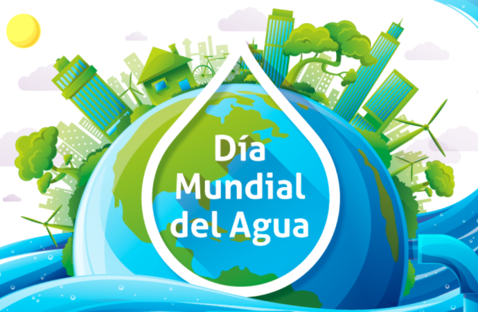 Día Mundial del Agua: Cuida el agua, salva una vida
