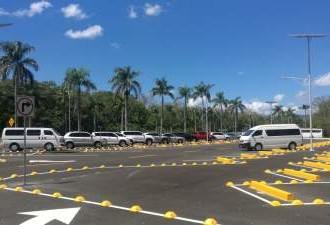 Cellphone Parking gratuito delAeropuerto Internacional de Tocumen ya está en funcionamiento