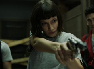 La Casa de Papel -Parte 2- llega el 6 de abril solo por Netflix