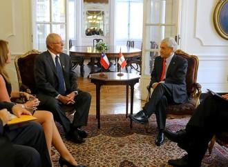 Perú y Chile fortalecen relaciones bilaterales