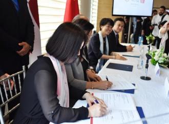 La Escuela Primaria de Dayu y Howard Academy de Panamá Pacífico firman acuerdo de colaboración cultural y educativa