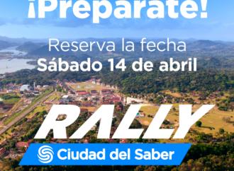 Rally Ciudad del Saber: una carrera contra el tiempo que desafía mente, cuerpo, osadía y creatividad