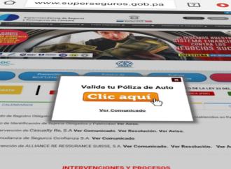 Autoridades implementan plataforma tecnológica paraverificar vigencia de las pólizas de seguro de autos