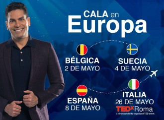 Ismael Cala toma Europa en una gira por cuatro países