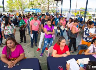 MITRADEL y empresas privadas realizaron feria de empleo en Capira