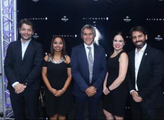 Alienware Room, la mejor experiencia de gaming de toda Latinoamérica abre sus puertas desde el Hotel Hilton en Panamá