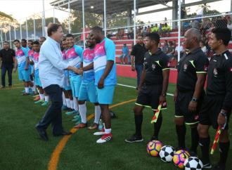 Gobierno ha destinado más de B/. 200 millones en instalaciones deportivas en todo el país