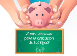 Ahorrando para el futuro de los hijos (Infografía)